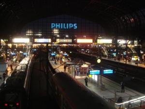 Hamburg Haupbahnof