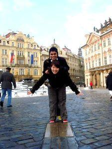 Prague, Jan 07