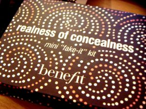 Realness of Concealness-Benefit