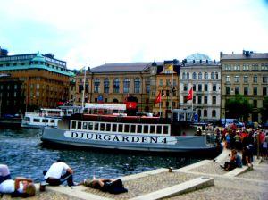 Djurgarden ferry